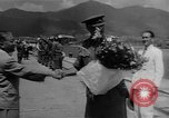 Image of British troops arriving to fight in Korean War Korea, 1950, second 36 stock footage video 65675052162