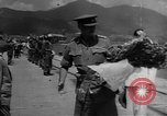 Image of British troops arriving to fight in Korean War Korea, 1950, second 37 stock footage video 65675052162
