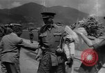 Image of British troops arriving to fight in Korean War Korea, 1950, second 39 stock footage video 65675052162