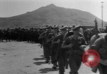 Image of British troops arriving to fight in Korean War Korea, 1950, second 42 stock footage video 65675052162