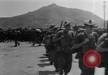 Image of British troops arriving to fight in Korean War Korea, 1950, second 44 stock footage video 65675052162