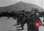 Image of British troops arriving to fight in Korean War Korea, 1950, second 45 stock footage video 65675052162