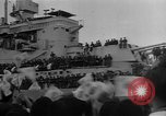 Image of British troops arriving to fight in Korean War Korea, 1950, second 55 stock footage video 65675052162