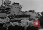 Image of British troops arriving to fight in Korean War Korea, 1950, second 56 stock footage video 65675052162