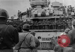 Image of British troops arriving to fight in Korean War Korea, 1950, second 58 stock footage video 65675052162