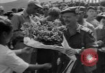 Image of British troops arriving to fight in Korean War Korea, 1950, second 62 stock footage video 65675052162