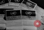 Image of C-47 aircraft dropping propaganda leaflets Korea, 1950, second 31 stock footage video 65675052163