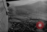 Image of C-47 aircraft dropping propaganda leaflets Korea, 1950, second 37 stock footage video 65675052163