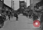 Image of first marines division during Korean War Inchon Incheon South Korea, 1950, second 17 stock footage video 65675052167