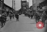 Image of first marines division during Korean War Inchon Incheon South Korea, 1950, second 18 stock footage video 65675052167