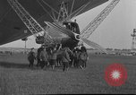 Image of LZ-127 Graf Zeppelin airship Friedrichshafen Germany, 1928, second 34 stock footage video 65675052186