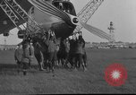 Image of LZ-127 Graf Zeppelin airship Friedrichshafen Germany, 1928, second 35 stock footage video 65675052186