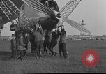Image of LZ-127 Graf Zeppelin airship Friedrichshafen Germany, 1928, second 36 stock footage video 65675052186