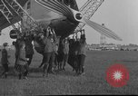 Image of LZ-127 Graf Zeppelin airship Friedrichshafen Germany, 1928, second 37 stock footage video 65675052186