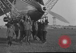 Image of LZ-127 Graf Zeppelin airship Friedrichshafen Germany, 1928, second 38 stock footage video 65675052186
