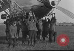 Image of LZ-127 Graf Zeppelin airship Friedrichshafen Germany, 1928, second 41 stock footage video 65675052186