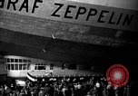 Image of LZ-127 Graf Zeppelin airship Lakehurst New Jersey USA, 1928, second 31 stock footage video 65675052188