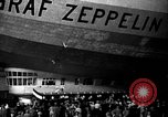 Image of LZ-127 Graf Zeppelin airship Lakehurst New Jersey USA, 1928, second 33 stock footage video 65675052188