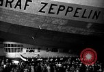 Image of LZ-127 Graf Zeppelin airship Lakehurst New Jersey USA, 1928, second 36 stock footage video 65675052188