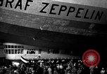 Image of LZ-127 Graf Zeppelin airship Lakehurst New Jersey USA, 1928, second 39 stock footage video 65675052188