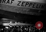 Image of LZ-127 Graf Zeppelin airship Lakehurst New Jersey USA, 1928, second 42 stock footage video 65675052188