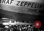 Image of LZ-127 Graf Zeppelin airship Lakehurst New Jersey USA, 1928, second 44 stock footage video 65675052188