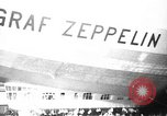 Image of LZ-127 Graf Zeppelin airship Lakehurst New Jersey USA, 1928, second 49 stock footage video 65675052188