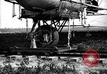 Image of LZ-127 Graf Zeppelin dirigible Lakehurst New Jersey USA, 1928, second 17 stock footage video 65675052193