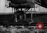 Image of LZ-127 Graf Zeppelin dirigible Lakehurst New Jersey USA, 1928, second 28 stock footage video 65675052193