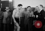 Image of Joe Louis fights in boxing bout Chicago Illinois USA, 1937, second 25 stock footage video 65675052201