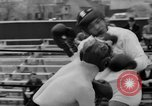 Image of Joe Louis fights in boxing bout Chicago Illinois USA, 1937, second 57 stock footage video 65675052201