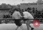 Image of Joe Louis fights in boxing bout Chicago Illinois USA, 1937, second 60 stock footage video 65675052201