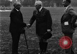 Image of French Ambassador Paul Claudel West Point New York USA, 1929, second 2 stock footage video 65675052207