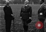 Image of French Ambassador Paul Claudel West Point New York USA, 1929, second 4 stock footage video 65675052207