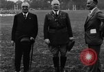 Image of French Ambassador Paul Claudel West Point New York USA, 1929, second 5 stock footage video 65675052207