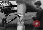 Image of tricycle plane Garden City New York USA, 1929, second 9 stock footage video 65675052210
