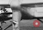 Image of tricycle plane Garden City New York USA, 1929, second 11 stock footage video 65675052210