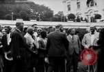 Image of Texas delegation visits President Hoover Washington DC USA, 1929, second 1 stock footage video 65675052213