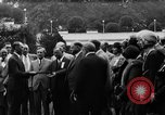 Image of Texas delegation visits President Hoover Washington DC USA, 1929, second 22 stock footage video 65675052213