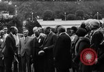 Image of Texas delegation visits President Hoover Washington DC USA, 1929, second 24 stock footage video 65675052213