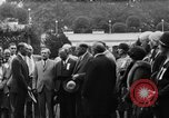 Image of Texas delegation visits President Hoover Washington DC USA, 1929, second 26 stock footage video 65675052213