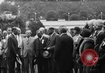 Image of Texas delegation visits President Hoover Washington DC USA, 1929, second 27 stock footage video 65675052213