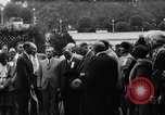 Image of Texas delegation visits President Hoover Washington DC USA, 1929, second 29 stock footage video 65675052213