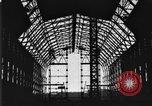 Image of newly constructed airship hangar Friedrichshafen Germany, 1929, second 31 stock footage video 65675052216