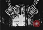Image of newly constructed airship hangar Friedrichshafen Germany, 1929, second 32 stock footage video 65675052216