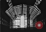 Image of newly constructed airship hangar Friedrichshafen Germany, 1929, second 33 stock footage video 65675052216
