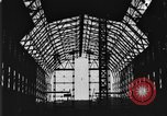 Image of newly constructed airship hangar Friedrichshafen Germany, 1929, second 34 stock footage video 65675052216