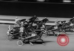 Image of harness race Long Island New York USA, 1962, second 16 stock footage video 65675052221