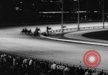 Image of harness race Long Island New York USA, 1962, second 37 stock footage video 65675052221