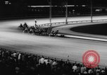 Image of harness race Long Island New York USA, 1962, second 39 stock footage video 65675052221